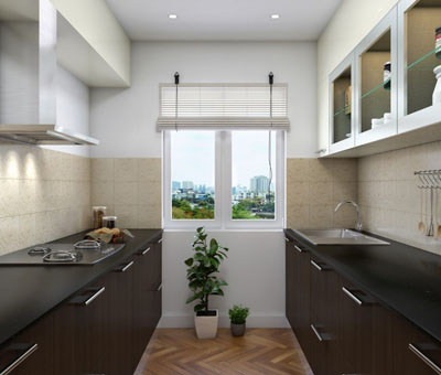 Modular Kitchen Designs in Hyderabad